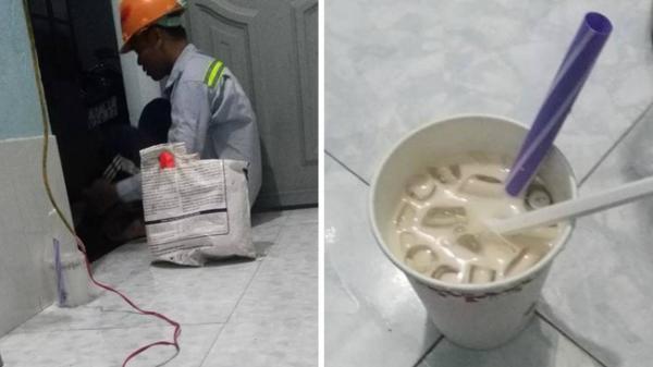 Khoe chồng đi làm về muộn nhưng ngày nào cũng mua cho trà sữa, cô vợ gặp sóng gió trên MXH