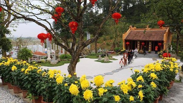Chiêm ngưỡng ngôi chùa đẹp như trong phim, đang 'hot' nhất miền Bắc hiện nay