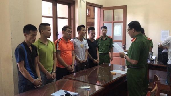 Thái Nguyên: Triệt xóa ổ nhóm đòi nợ thuê chuyên nghiệp với nhiều chiêu trò cực dị