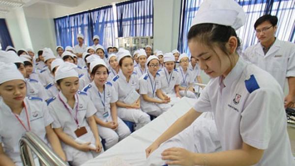 Đại học Y dược Thái Nguyên điểm chuẩn cao nhất là 27 điểm