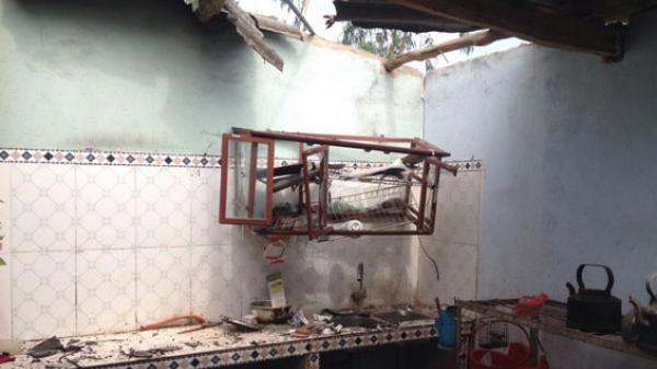 Phú Bình - Thái Nguyên: Bão lốc ngày 31/7 gây thiệt hại trên 1 tỷ đồng