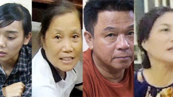 Thái Nguyên: Khởi tố nhóm đối tượng xông vào công an phường cướp tài sản
