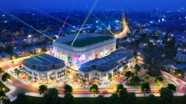 Trung tâm thương mại Vincom Plaza Thái Nguyên sẽ khai trương vào ngày 3/8