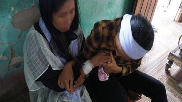 Vụ thảm án ở Thái Nguyên: Hành trình thoát chết trong gang tấc của mẹ và con gái