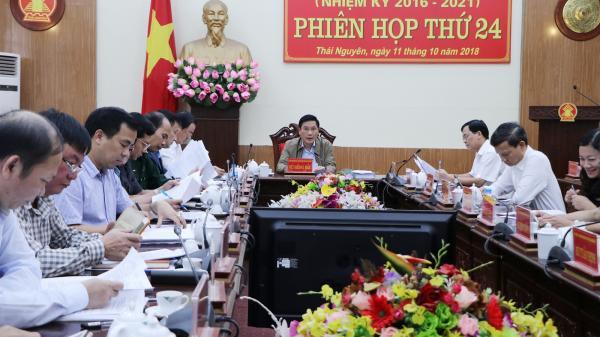 Phiên họp thứ 24 Ủy ban nhân dân tỉnh bàn giải pháp thực hiện nhiệm vụ 3 tháng cuối năm