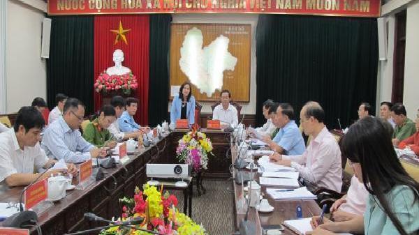 Thái Nguyên: Đánh giá công tác phòng, chống và kiểm soát ma tuý