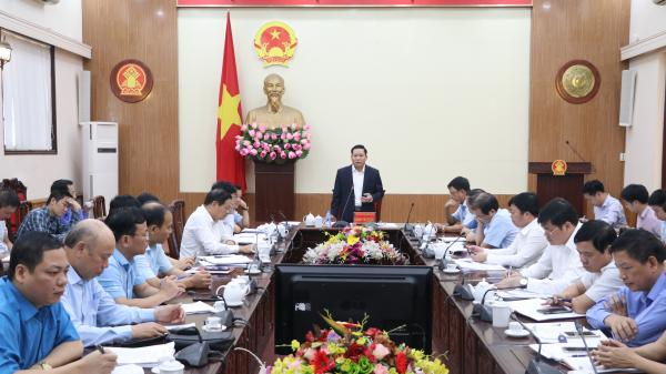 Thái Nguyên: Thống nhất một số nội dung về công tác quản lý nhà nước trong đầu tư xây dựng khu đô thị, khu dân cư trên địa bàn tỉnh