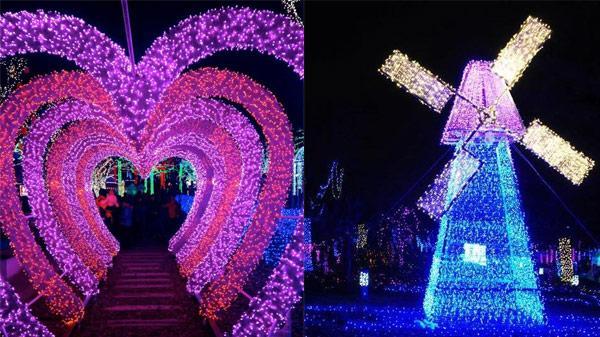 Hot: Festival hiệu ứng ánh sáng QT lần đầu tiên được tổ chức tại Nam Định, giới trẻ tha hồ check-in cùng những tấm ảnh sang chảnh nhất năm 2018
