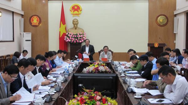 Giám sát việc giải quyết ý kiến, kiến nghị của cử tri gửi tới Kỳ họp thứ 7 HĐND tỉnh