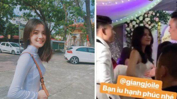 Girl xinh nổi tiếng sau 1 đêm vì nụ cười đẹp bất ngờ lên xe hoa ở tuổi 18