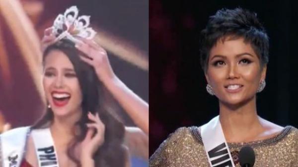 Người đẹp Philippines đăng quang Miss Universe 2018, H'Hen Niê dừng chân đầy tiếc nuối tại Top 5