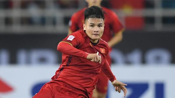 Quang Hải lọt vào danh sách rút gọn đề cử cầu thủ xuất sắc nhất Châu Á 2018