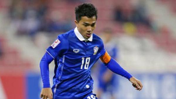 """Quên thất bại tại AFF Cup, Thái Lan sẽ thực sự đáng sợ khi triệu tập một loạt """"họng pháo hạng nặng"""" cho Asian Cup 2019"""