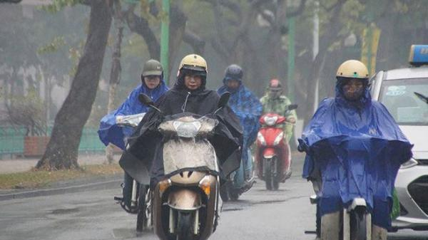 Ngày nào mưa rét nhất trong 4 ngày dịp nghỉ Tết dương lịch ở miền Bắc?