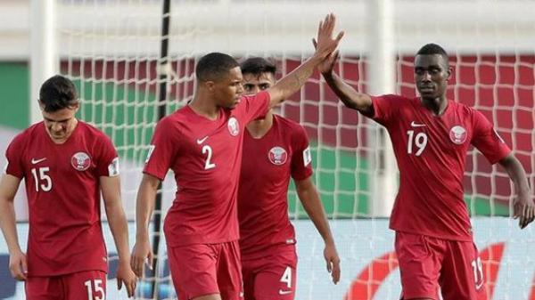 Bại tướng của Việt Nam ở giải U23 châu Á ghi 4 bàn vào lưới tuyển Triều Tiên, tuyển Việt Nam tiếp tục đón tin vui