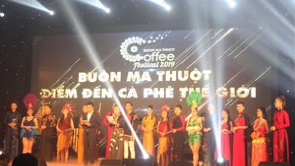 Đắk Lắk: Chính thức thời gian tổ chức Lễ hội cà phê Buôn Ma Thuột lần thứ 7