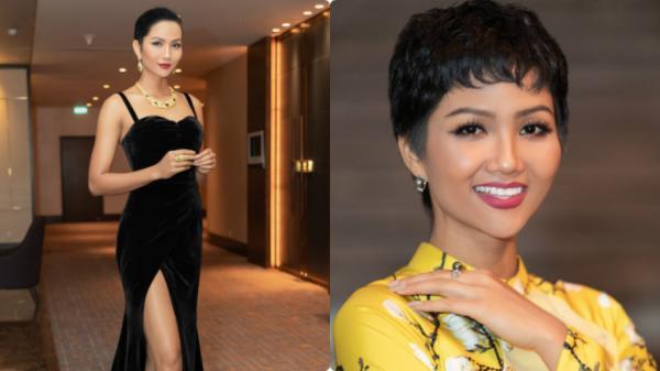 Cùng một kiểu tóc ngắn Hoa Hậu H'Hen Nie đã biến hóa khác lạ khó nhận ra