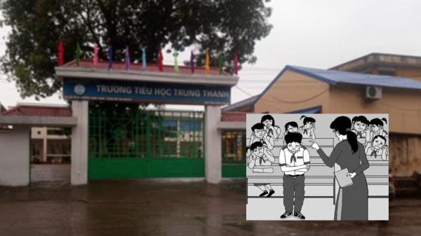 Thái Nguyên: Công an vào cuộc điều tra vụ cô giáo bị tố bắt học sinh tự tát 50 cái