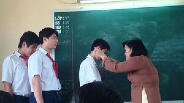 Thái Nguyên: Cô giáo bị tố phạt học sinh tự tát 50 cái nói gì sau 11 lần tổ chức cuộc họp xác minh?