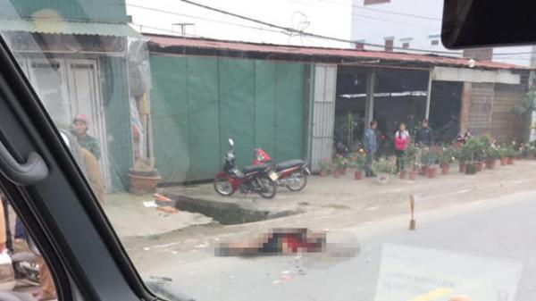 Người phụ nữ quê Bắc Ninh bị xe tải c.án qua người, t.hi thể không còn nguyên vẹn