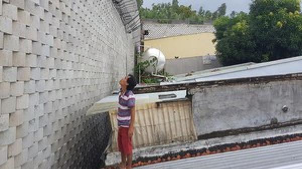 Khánh Hòa: Cưỡng chế tường 'khủng' treo trên đầu dân tại dự án Đồi Xanh Nha Trang