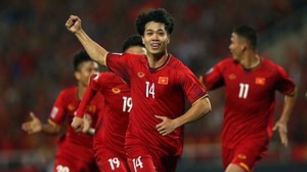 Đội hình ra sân chính thức trận Việt Nam vs Jordan: Công Phượng đá chính, Xuân Trường dự bị