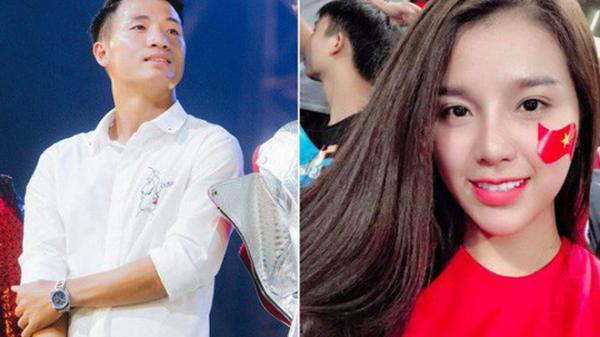 Ngưỡng mộ mối tình với cô chủ khách sạn Bắc Ninh của cầu thủ Bùi Tiến Dũng