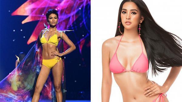 Tiểu Vy dừng bước, H'Hen Niê tiến thẳng top 20 hoa hậu đẹp nhất thế giới
