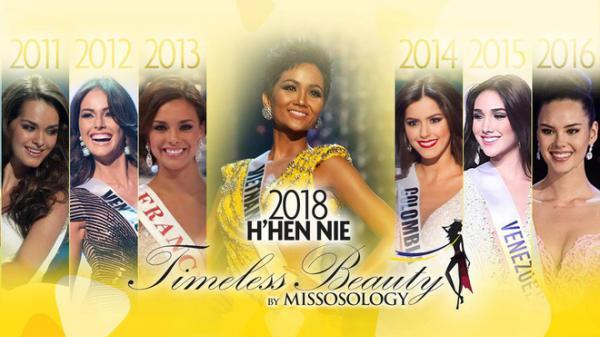 H'Hen Niê trở thành Hoa hậu đẹp nhất thế giới, dư luận quốc tế phấn khích ngợi khen