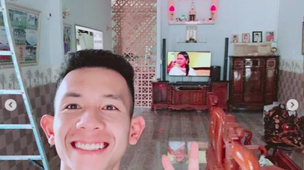 Nghỉ xả hơi ăn Tết, dàn hot boy đội tuyển Việt Nam thi nhau khoe nhà mới, đi chơi cùng bạn gái