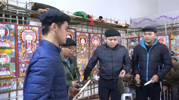 Thái Nguyên: Rộn ràng lễ hội Tết nhảy của người Dao ở Đại Từ