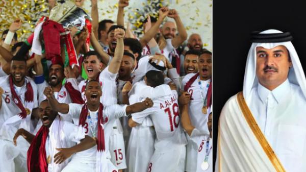Vô địch Asian Cup 2019: Mỗi tuyển thủ Qatar được thưởng 60 tỷ đồng, nhận lương đến hết đời