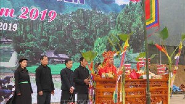 Thái Nguyên: Tưng bừng Lễ hội Lồng tồng ở ATK Định Hóa