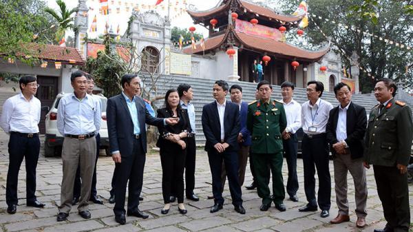 Bắc Ninh: Hoàn tất công tác chuẩn bị tổ chức lễ hội vùng Lim Xuân Kỷ Hợi