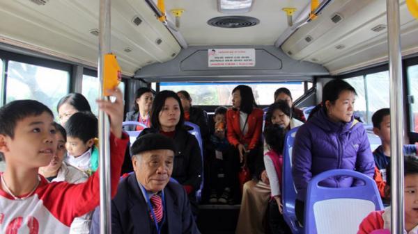 Bắc Ninh: Trải nghiệm du lịch xe buýt miễn phí trên miền quê Quan họ