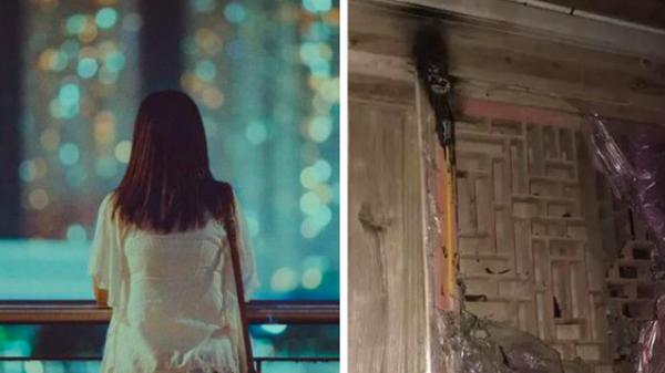 Tức giận vì gia đình giục lấy chồng, người phụ nữ châm lửa đ.ốt luôn nhà mình