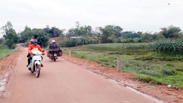 Phú Bình (Thái Nguyên): Có đường mới, thêm niềm vui