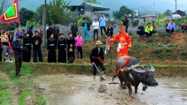Thái Nguyên: Nét đẹp Lễ hội Lồng Tồng ở ATK Định Hóa