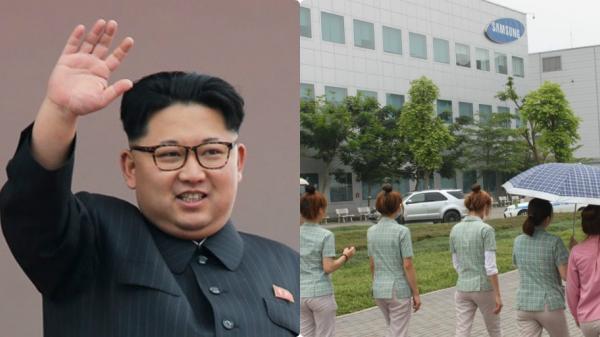 Chủ tịch Triều Tiên Kim Jong Un có thể thăm nhà máy Samsung khi đến Việt Nam?