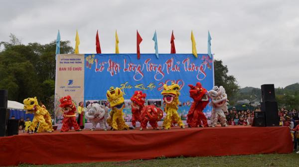 Bắc Kạn: Hội Lồng tồng Phủ Thông thu hút đông đảo người tham gia