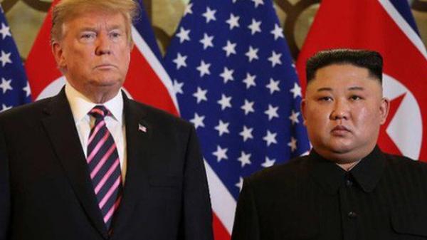 CHÍNH THỨC: Ông Trump và ông Kim Jong Un không đạt được thỏa thuận nào tại thượng đỉnh Mỹ - Triều