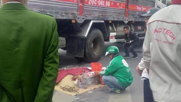 Va chạm với ô tải BKS Thái Nguyên, người đàn ông t.ử vo.ng tại chỗ