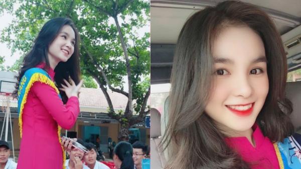 Khánh Hòa: Hội anh em nháo nhào trước nhan sắc trong sáng, mỏng manh của cô giáo thực tập xinh như hotgirl