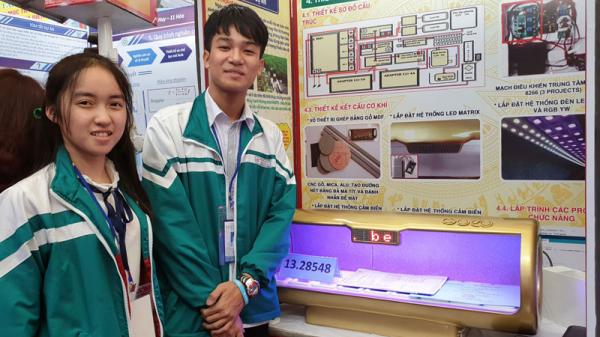 Bắc Ninh đạt 5 giải tại cuộc thi KHKT quốc gia năm 2019