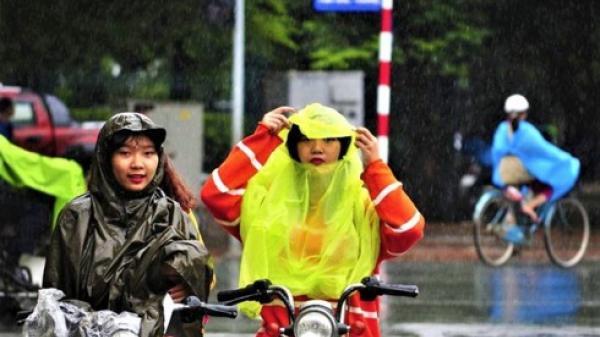 Không khí lạnh tăng cường, đêm nay miền Bắc trời trở rét kèm mưa