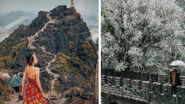 """Chưa đến Trung Quốc ngắm Vạn Lý Trường Thành cũng đừng buồn, giáp Nam Định có hẳn """"phiên bản"""" rất đáng để check-in đây này!"""