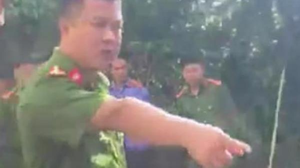 """Hải Phòng: Cán bộ Công an huyện Kiến Thụy đe """"t.át vỡ mồm"""" dân!"""