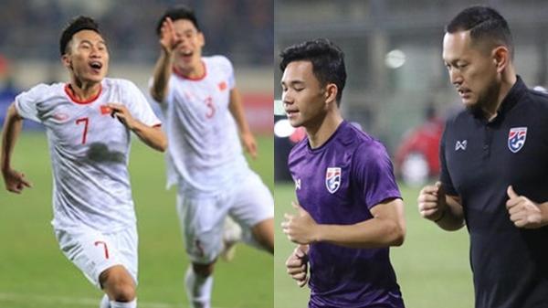 Trước trận đối đầu U23 Việt Nam, tuyển Thái Lan bất ngờ nhận h.ung tin