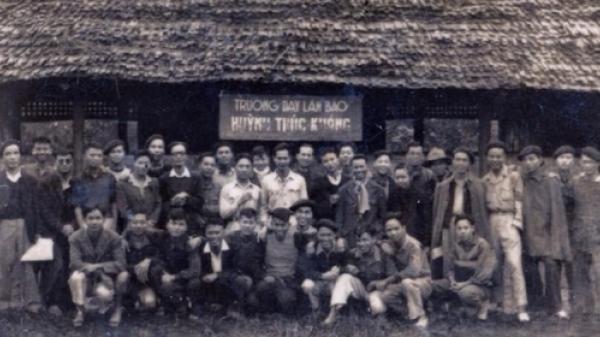 Thái Nguyên: Địa điểm Trường dạy làm báo Huỳnh Thúc Kháng được xếp hạng Di tích Quốc gia