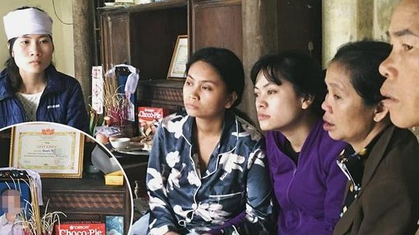 """Mẹ nữ sinh bị bạn tr.ai s.át hại ở Thái Nguyên: """"Cháu là niềm hi vọng duy nhất của gia đình"""""""